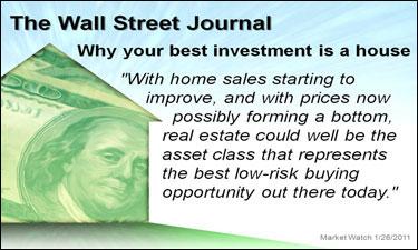 John Wall Street Journal on Real Estate