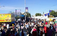 Tucson Attraction - 4th Avenue Street Fair
