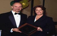 Brenda Receives 2006 Award