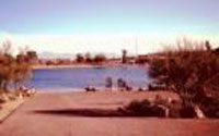 kennedy Lake in Tucson