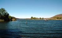 Patagonia Lake near Tucson