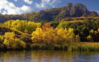 Pena Blanca Lake Fishing