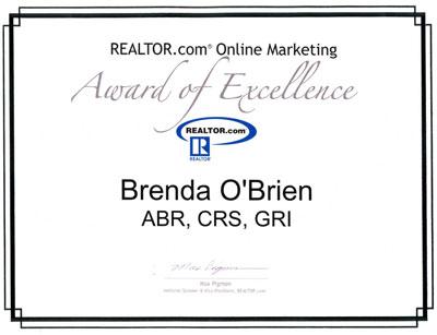 Tucson Realtor Award - Realtor.com