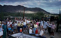 Tucson Attraction - Sunshine Jeep Tour