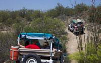 Tucson Attraction - Tucson Desert Jeep Tours