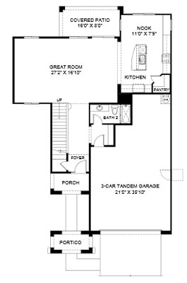 Desert Crest Mohave Floor Plan