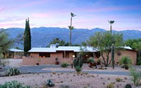Home in East Tucson