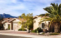 Home in Sun City Oro Valley