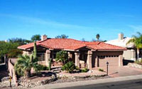 Homes in Sun City Oro Valley