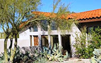Home in the Catalina Foothills
