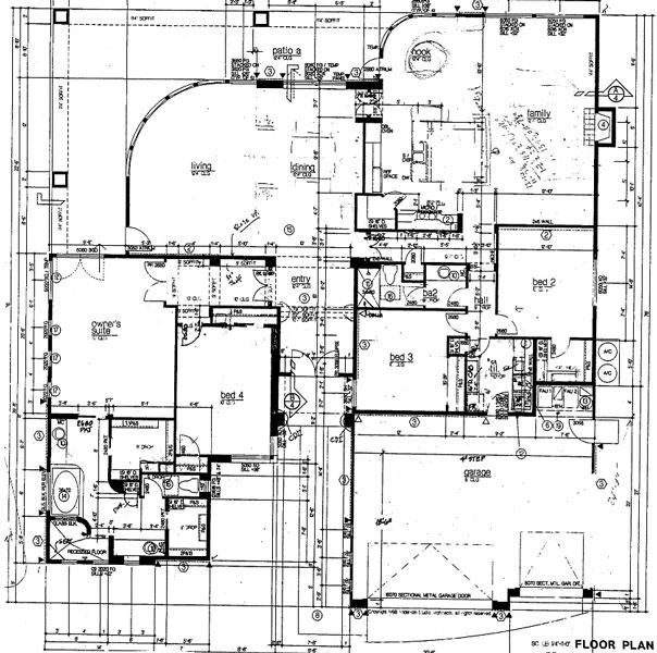 655 Bright Canyon Floor Plan