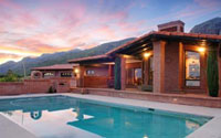 Home in Catalina Foothills