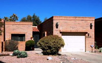 Home in La Cholla Hills