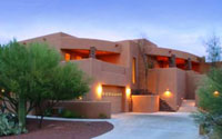 Catalina Foothills Home With Five Car Garage