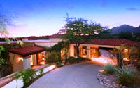 Catalina Foothills Home With Four Car Garage