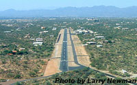 La Cholla Airpark Homes