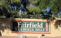 La Cholla Hills Homes