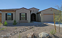 Meritage at Los Saguaros Homes
