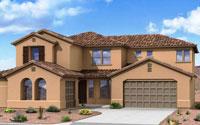 Meritage Homes Rancho Vistoso