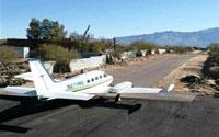 Tucson Private Airstrip Homes