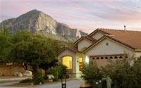 Rams Canyon Home