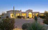 Gated Subdivision Home in Tucson