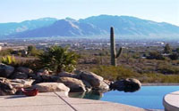 Tucson Mountain Foothills Homes